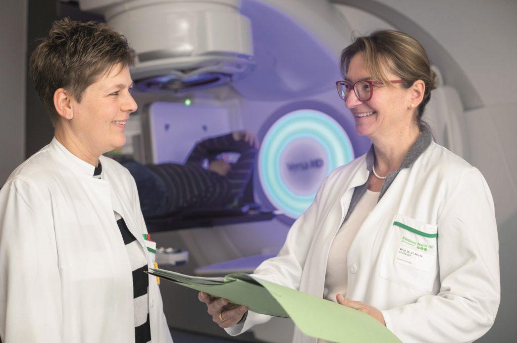 Lungenkrebs Bestrahlung_Deutsche Krebshilfe_Forschung