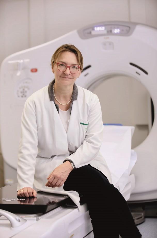 Punktgenaue Bestrahlung bei Lungenkrebs_Prof. Dr. Neste