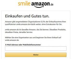 AmazonSmile_Anmeldung