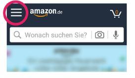 Amazon Smile - mobil spenden