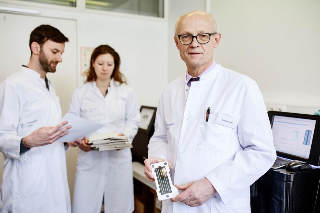 Lungenkrebs personalisiert behandeln