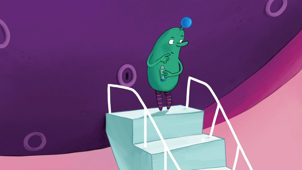 Virus in Zelle