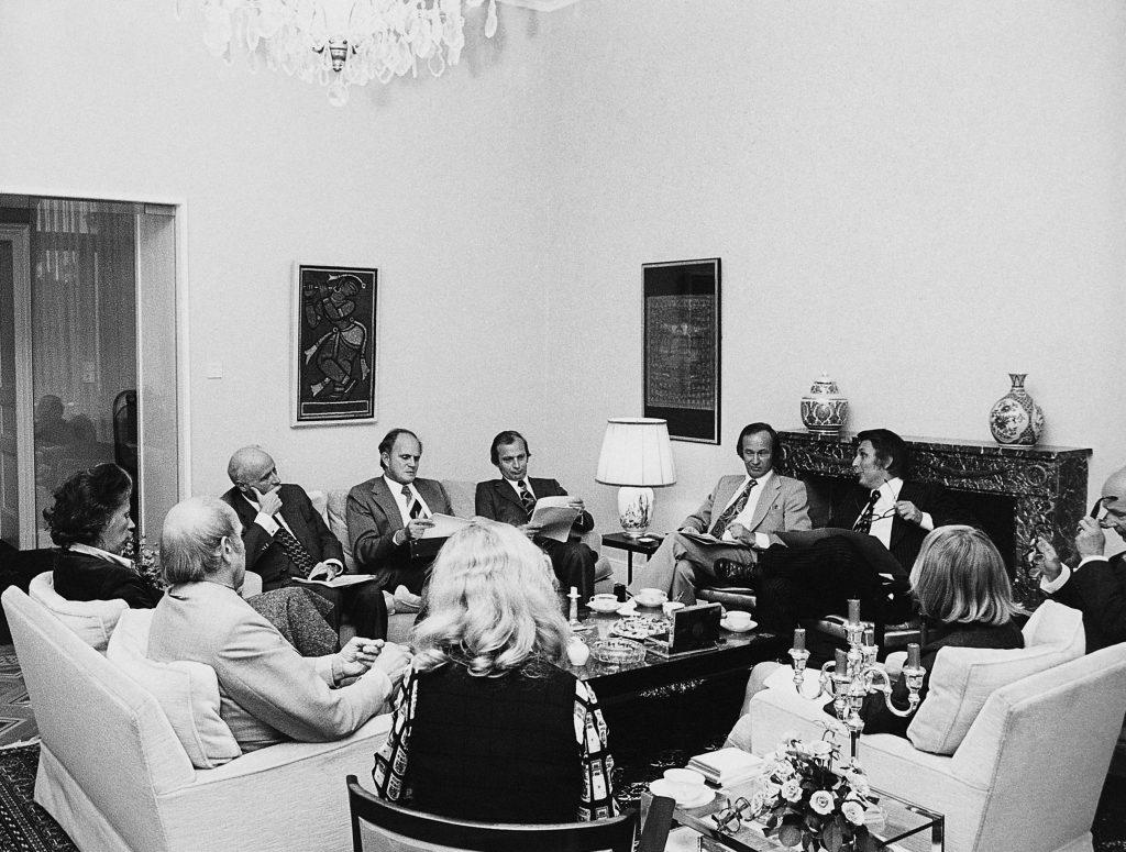 Deutsche Krebshilfe Gruendung 1974
