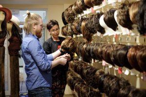 Haare spenden für Echthaarperücken