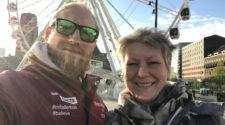 Rene de Byl, engagiert gegen Krebs
