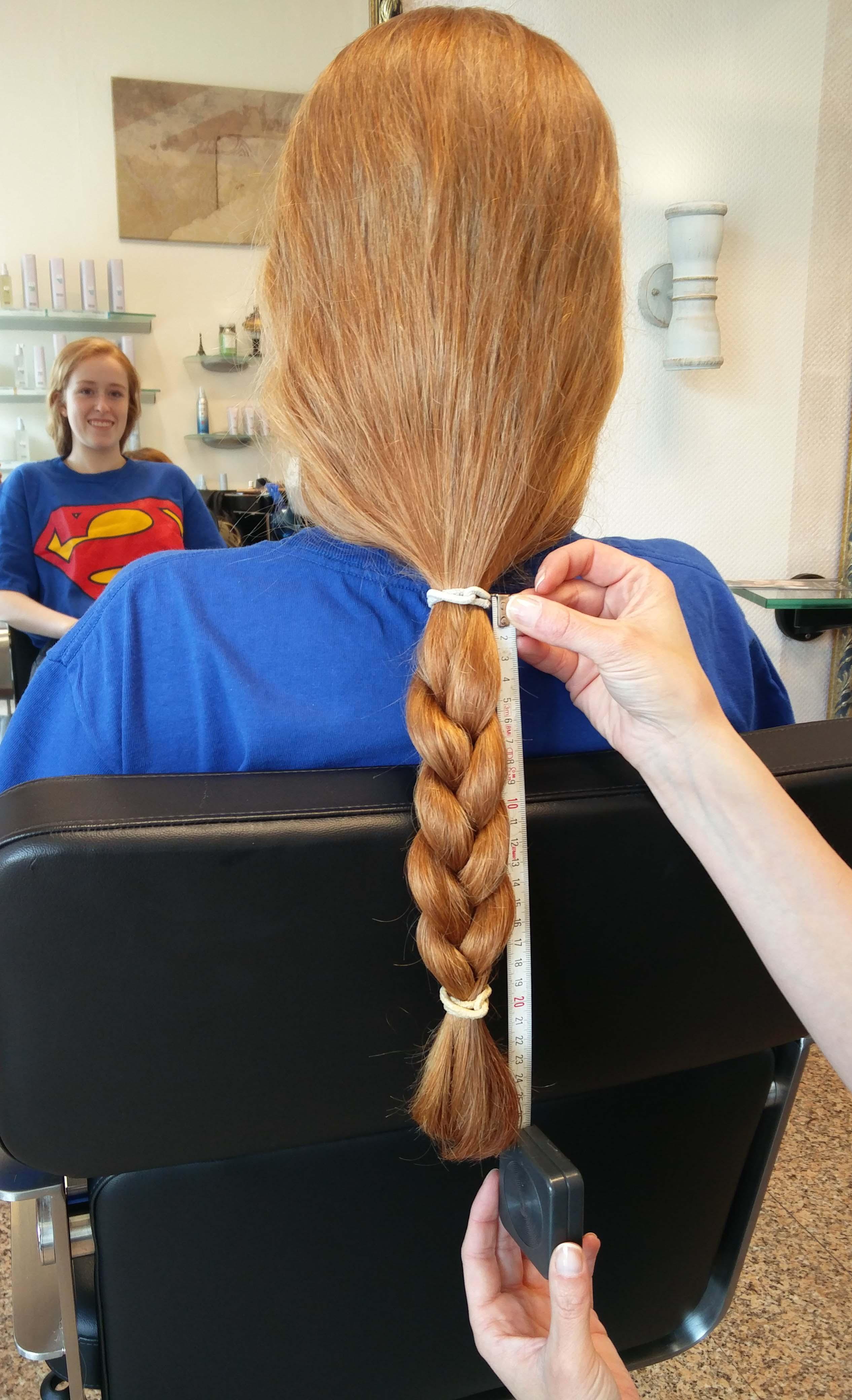Haare spenden_Laenge