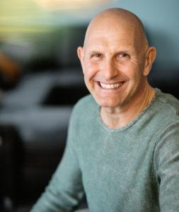 Ralf Schattke nutzt die guten Tage trotz Darmkrebs Diagnose