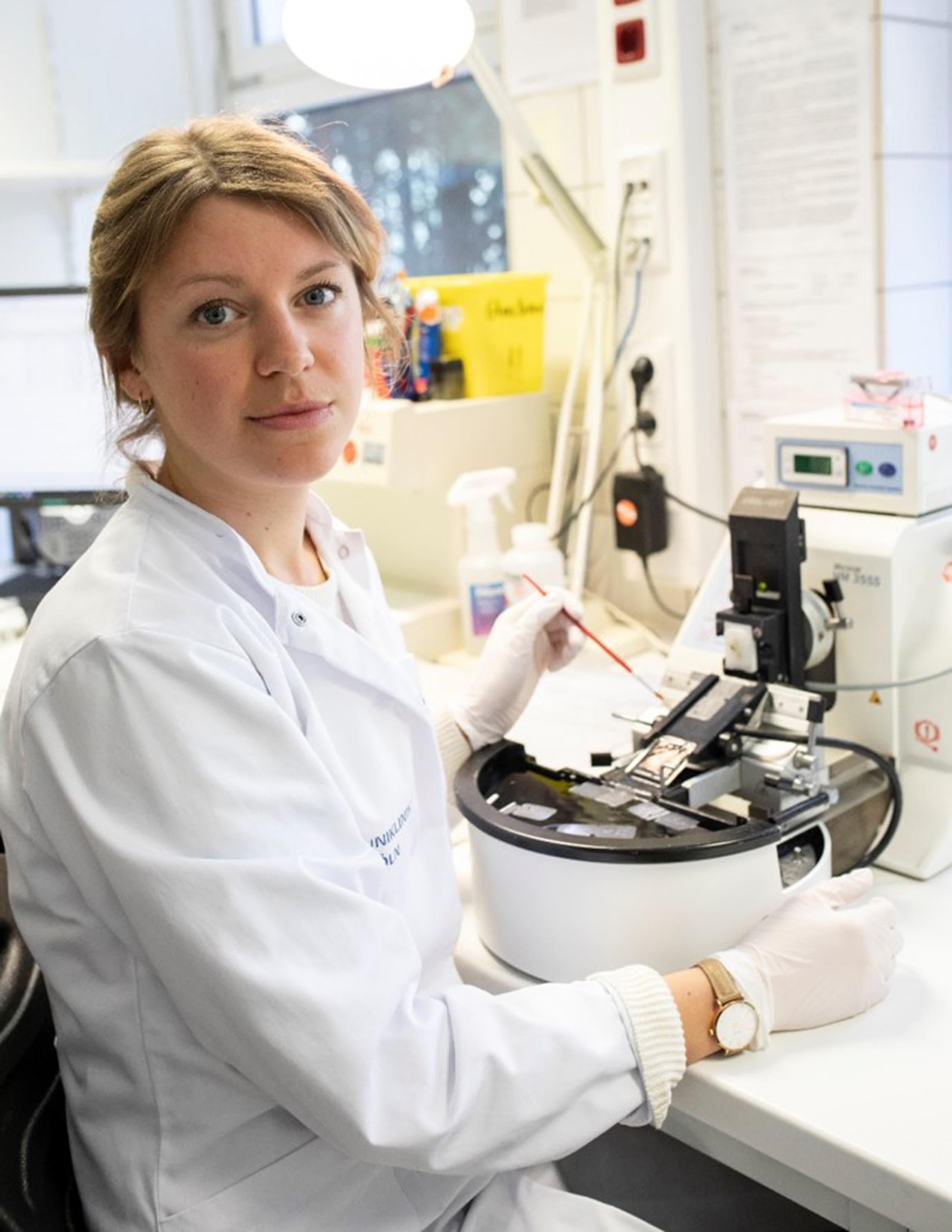 Lungenkrebs - Krebsforschung im Labor
