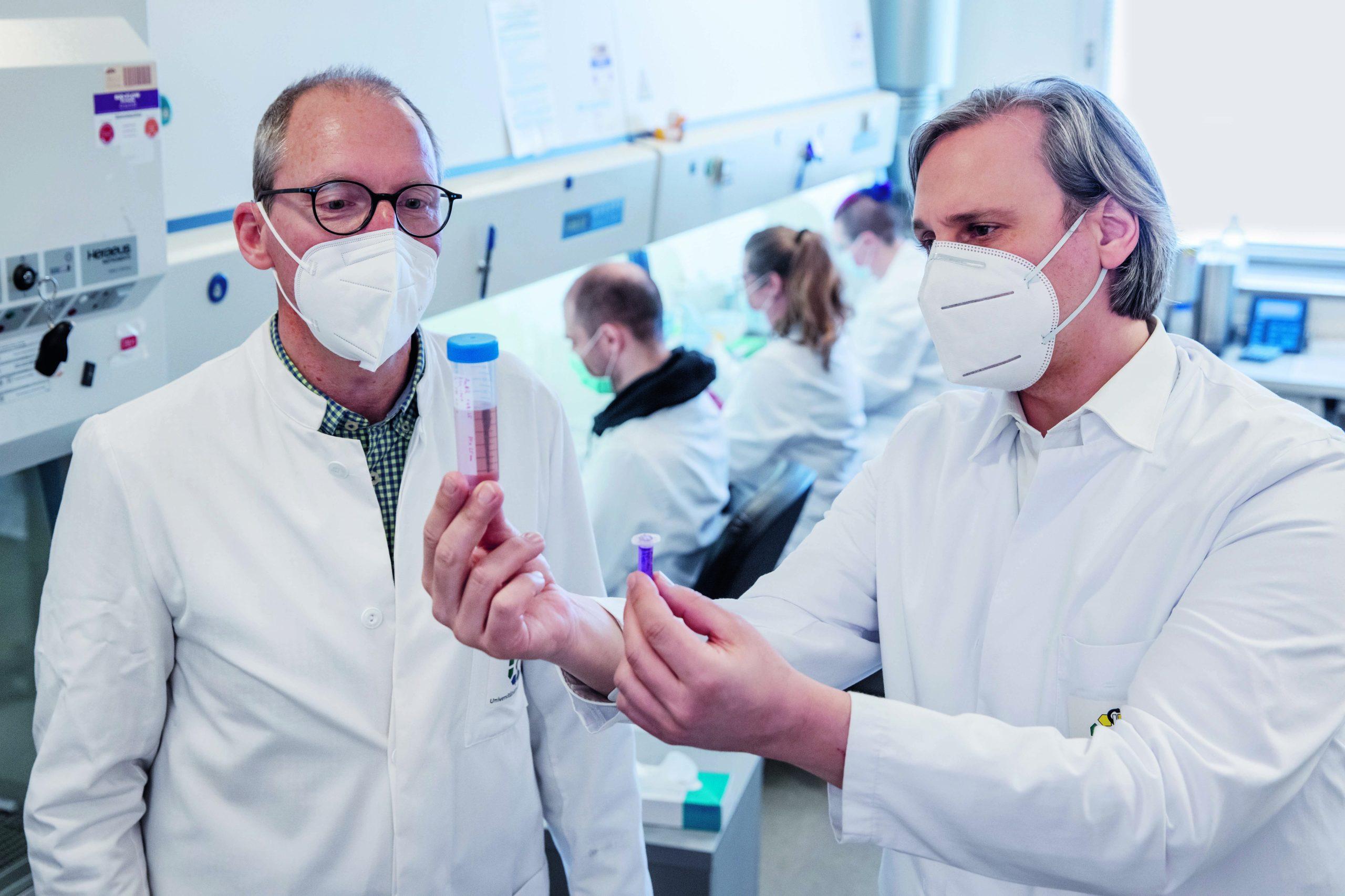Nanotechnologie: Gezielter Angriff auf bösartige Zellen