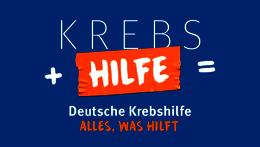 Krebs + Hilfe = Deutsche Krebshilfe – Alles, was hilft.