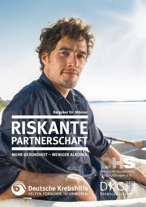 [frei_marker] Deutsche Krebshilfe - Ratgeber für Männer