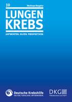[frei_marker]Deutsche Krebshilfe - Broschüre: Lungenkrebs